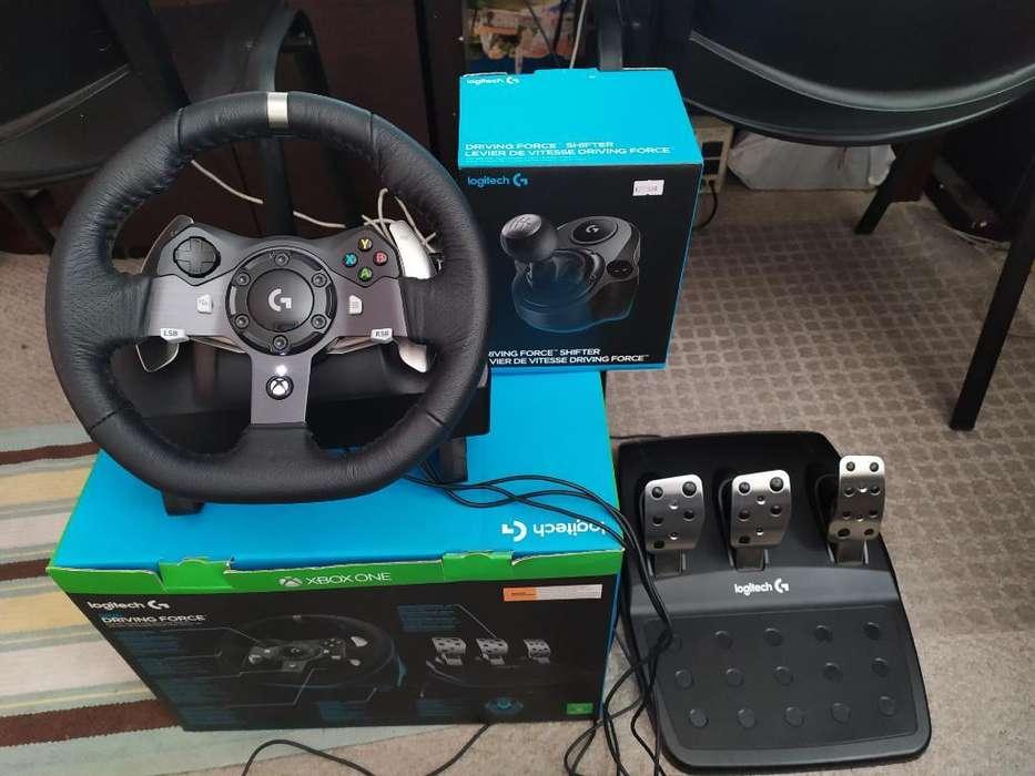 Timon Logitech para Xbox One Y Pc