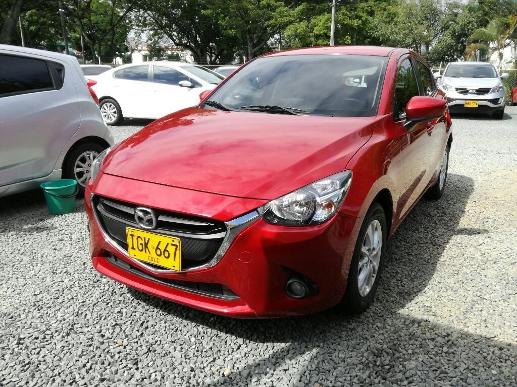 Mazda 2 Tourin 2016 Automático 48 Mil Kl