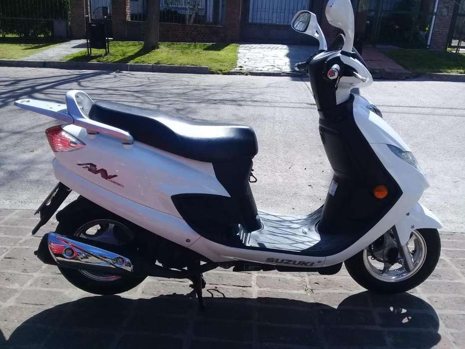 Moto Scooter <strong>suzuki</strong> 125Cc An