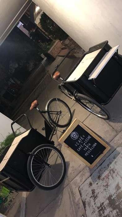 Triciclos de Reparto