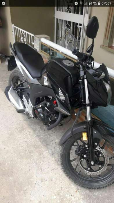 Se Vende Moto Honda Cb160 en Buen Estado