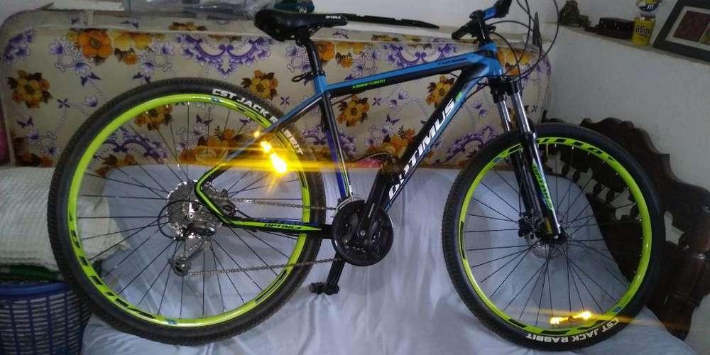 Vendo O Permuto Bicicleta Todoterreno
