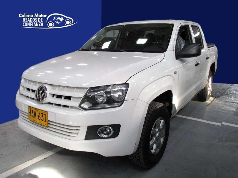 Volkswagen Amarok 2014 - 116000 km