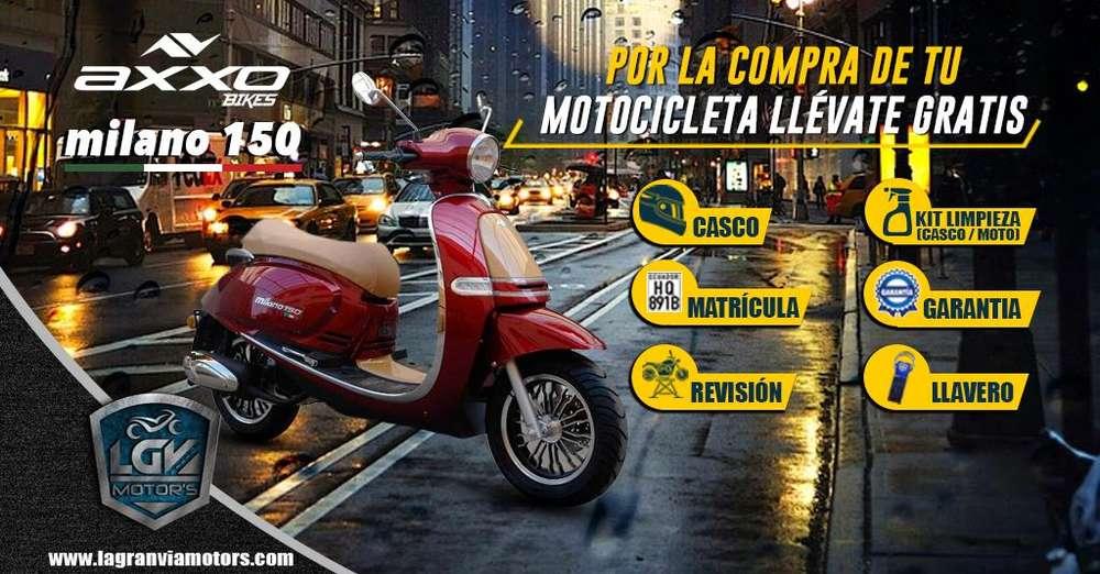 AXXO MILANO 150