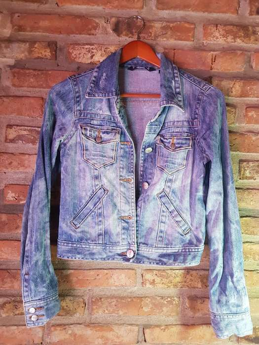 Campera de Jean Billabong