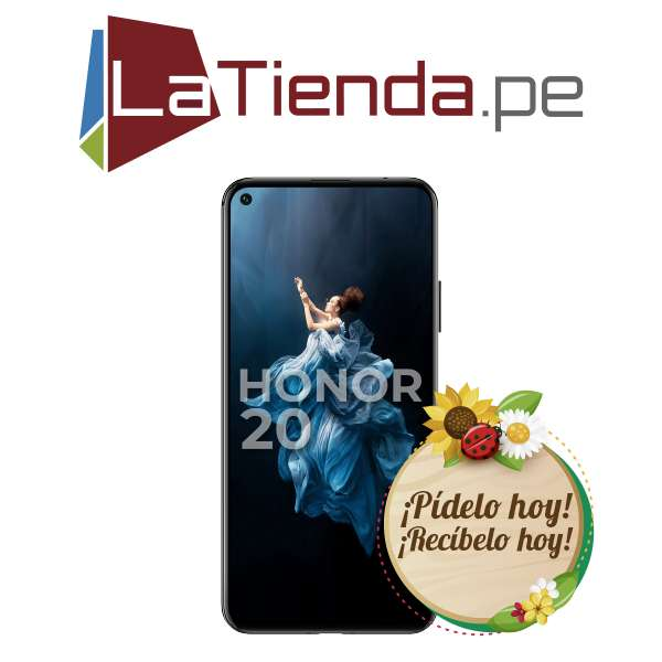 Honor 20 - pantalla Full HD de 6.26 pulgadas