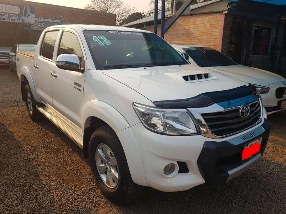 <strong>toyota</strong> Hi-Lux 2013 - 108000 km