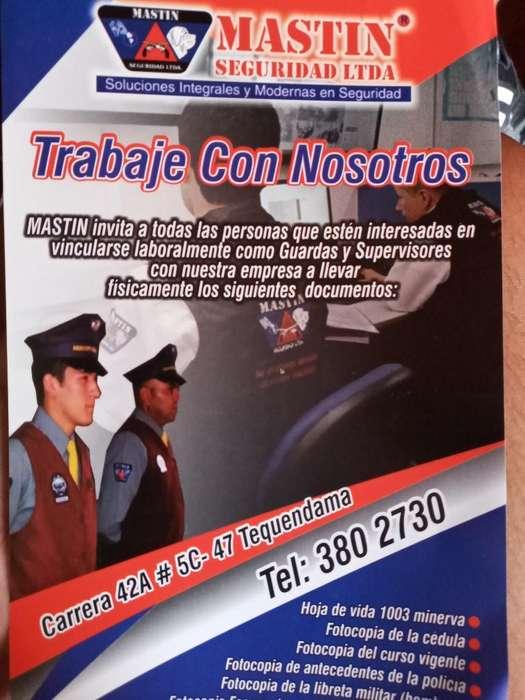 Importante Empresa de <strong>seguridad</strong> Mastin