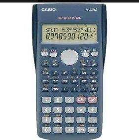 CALCULADORA CASIO FX 82 USADA EN PERFECTO ESTADO