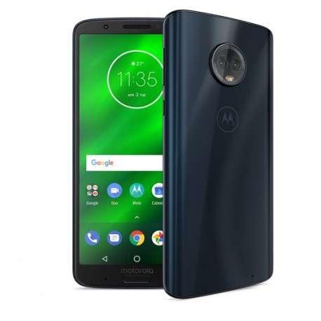 Celular Motorola G6 Plus 64gb Negro