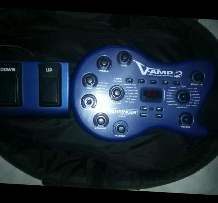 V Amp 2 Usado