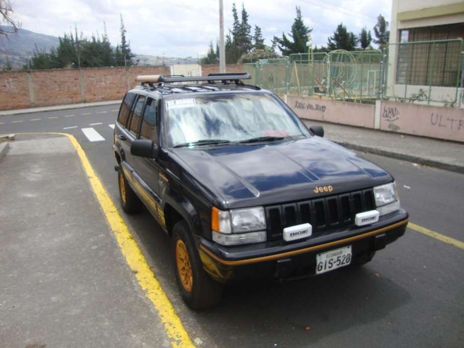 JEEP GRAND CHEROKEE 1996 - 20000 km