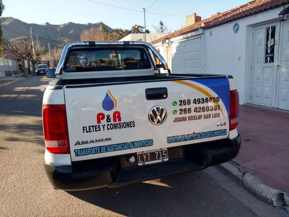 P & R Fletes y comisiones