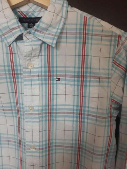 Camisas Tommy Originales Usada Niño
