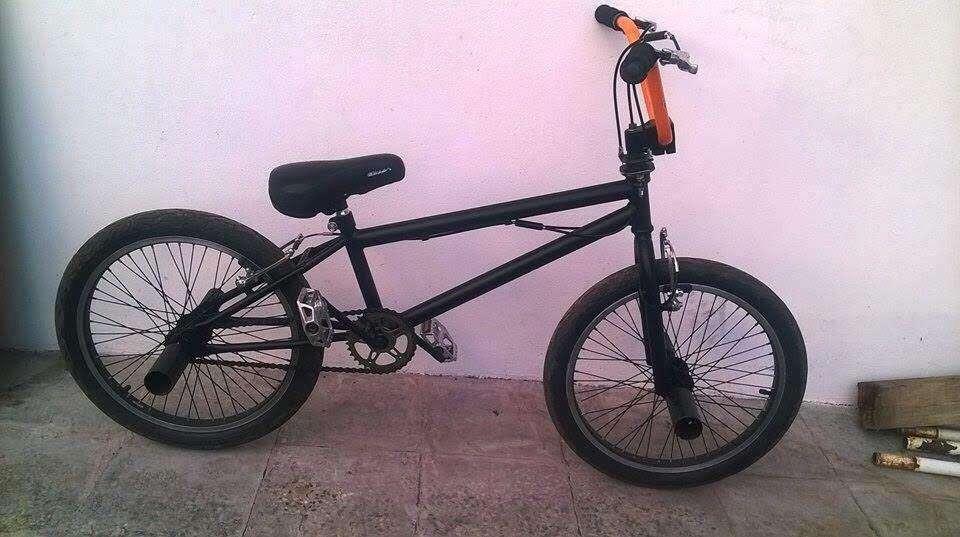 Bicicleta R20 con pedalines!
