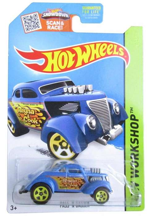 Hot Wheels Pass 'N Gasser / 0992786809