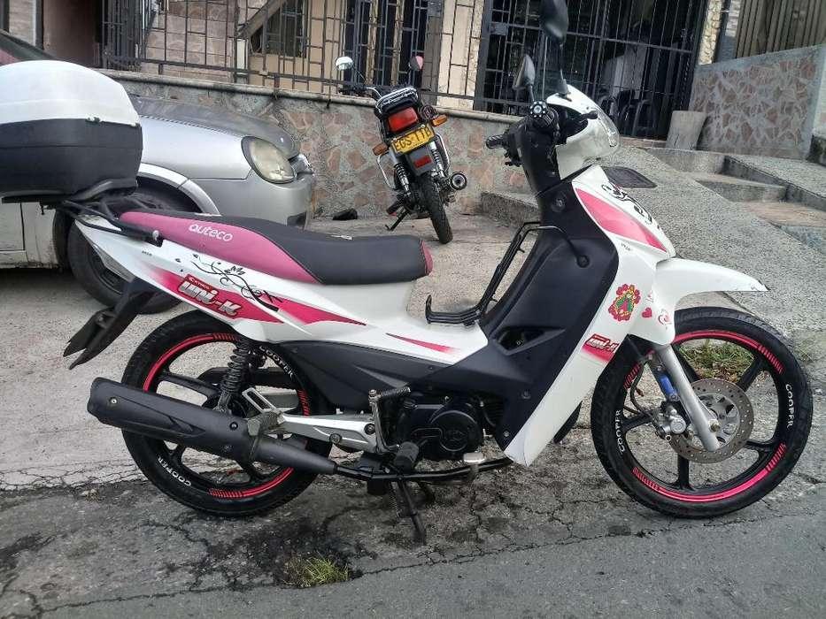 Moto Semi Automatica