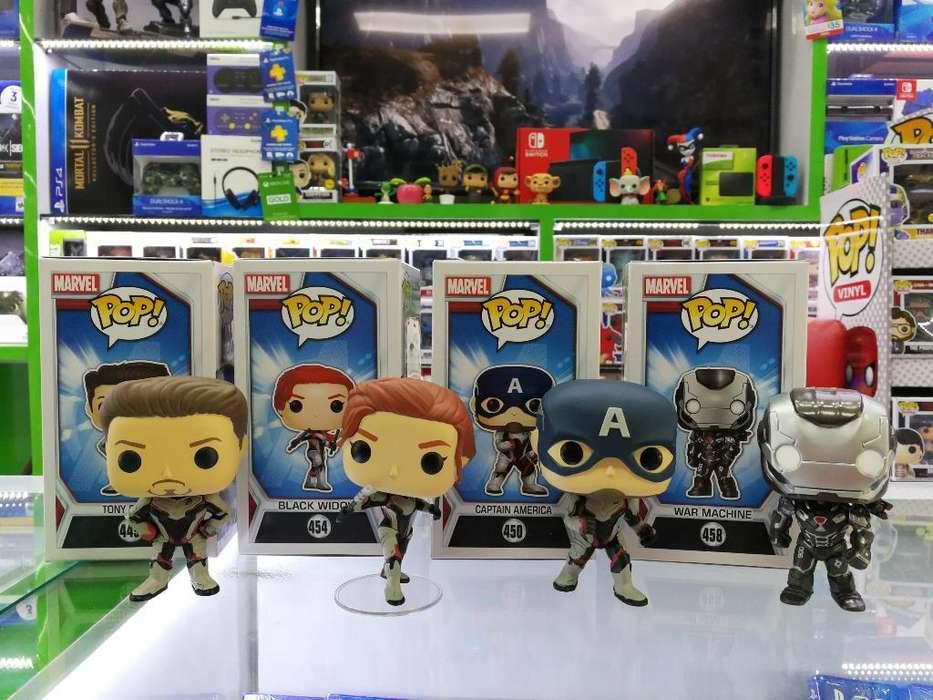 Funko Pop Avengers Nuevos