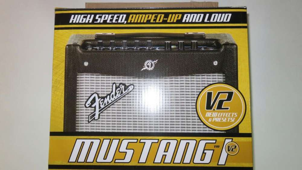 Amplificador Fender Mustang Lima Callao