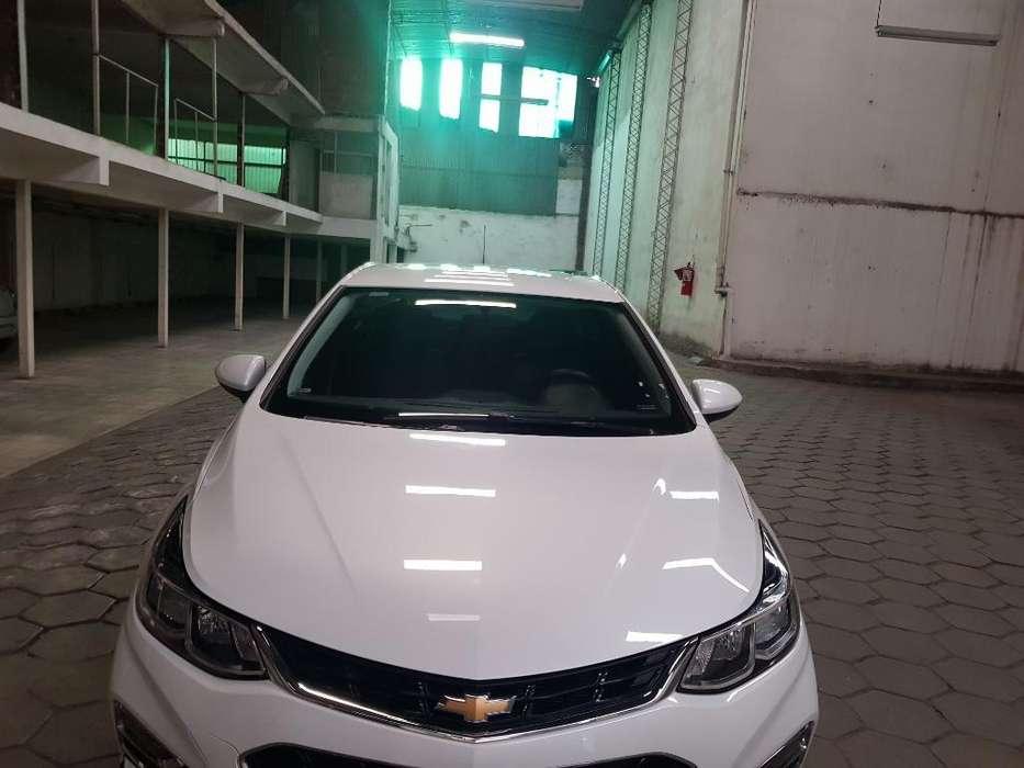 Chevrolet Cruze 2018 - 10000 km