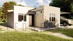 Venta casa 2 Dorm - con piscina - Barrio Muluen