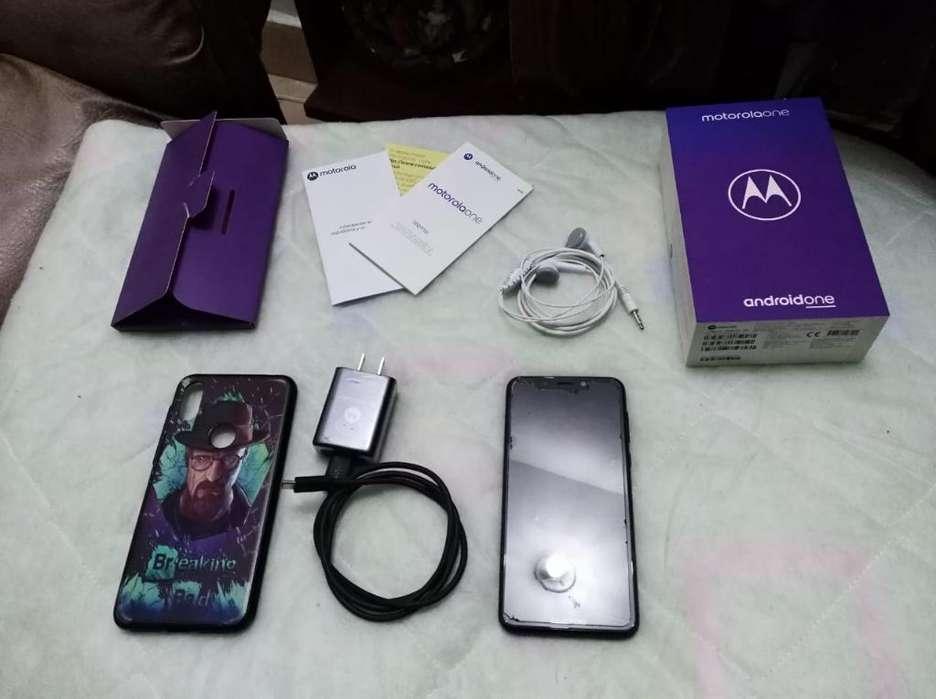 Gangazo Motorola One por Play 3 500gb