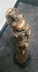Figura antiguedad hombre oriental