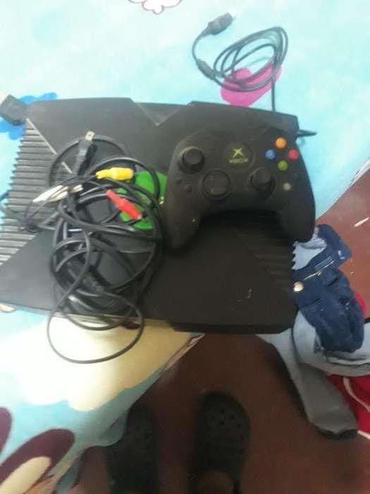 Se Vende O Se Cambia Xbox por Play 2