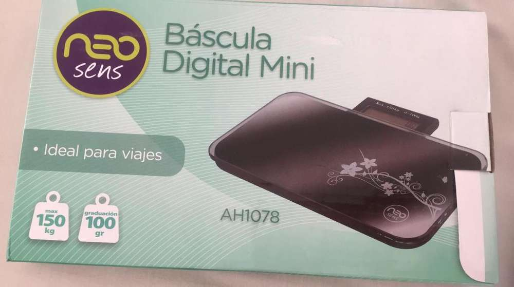 Bascula Digital Mini