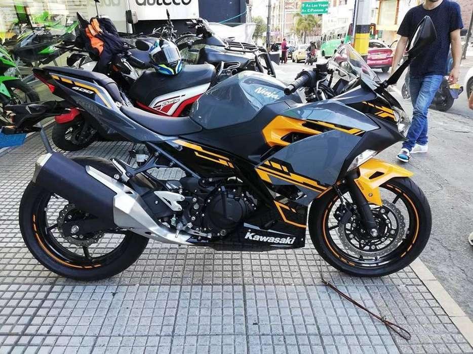 <strong>kawasaki</strong> Ninja 400 OPORTUNIDAD 1.200 KM