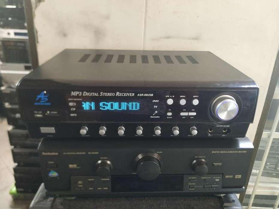 Amplificador Usb Medellin