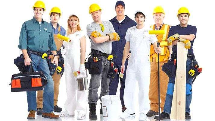 uniforme para empresas y construcciones