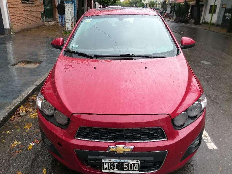 Chevrolet Sonic 2013 - 36000 km