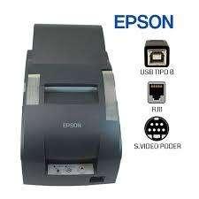 <strong>impresora</strong> Epson Punto De Venta Tmu 220