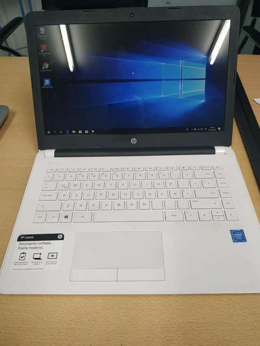 Hp Intel Celeron 4gb 500gb 14 Con O Sin Disco Ssd Vos Elegis (Reacondicionado a nuevo)
