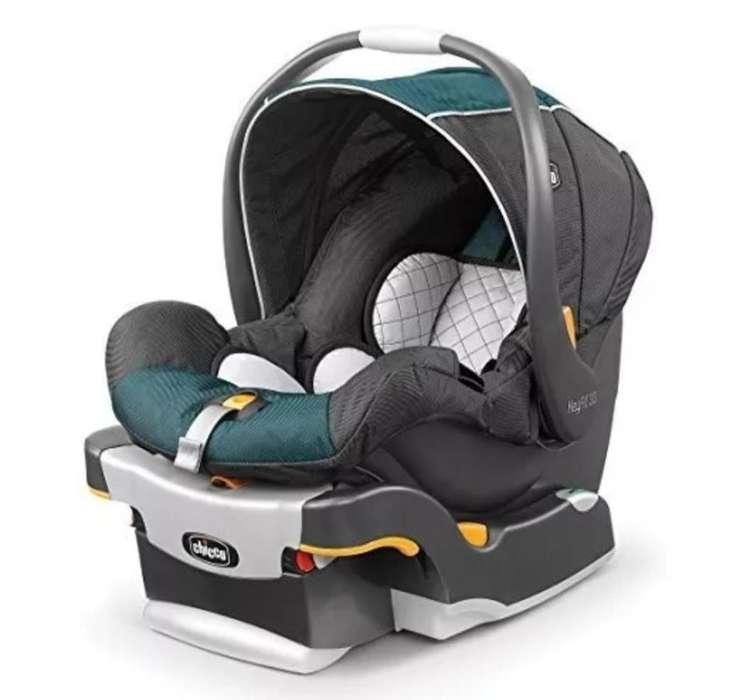 silla Carro Porta Bebé Chicco Keyfit30