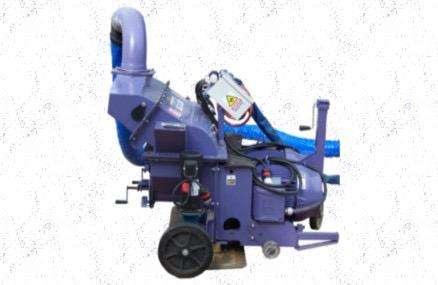 Granalladora Portatil Faster Blaster