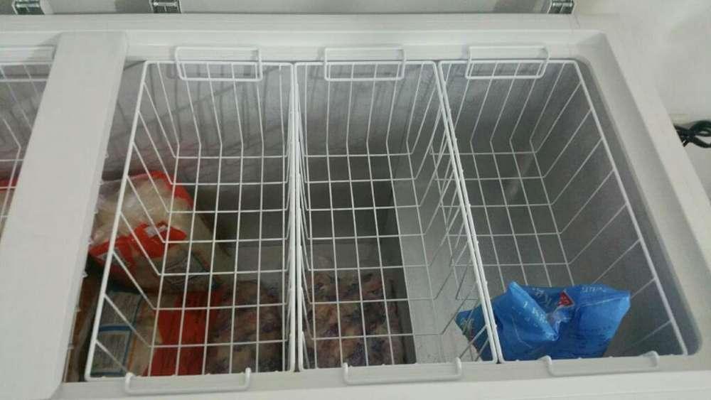 Congelador Y Refrigerador