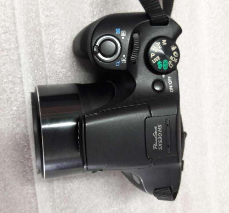 Se vende cámara fotográfica canon PowerShort SX530 HS