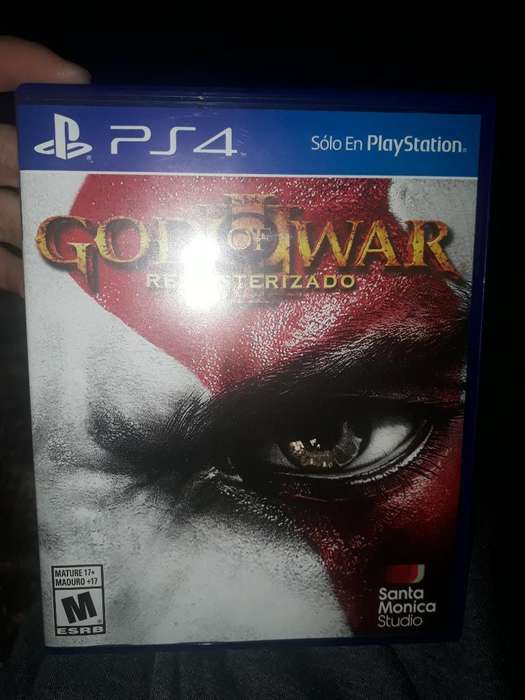 Vendo O Permuto God Of War por Gta 5