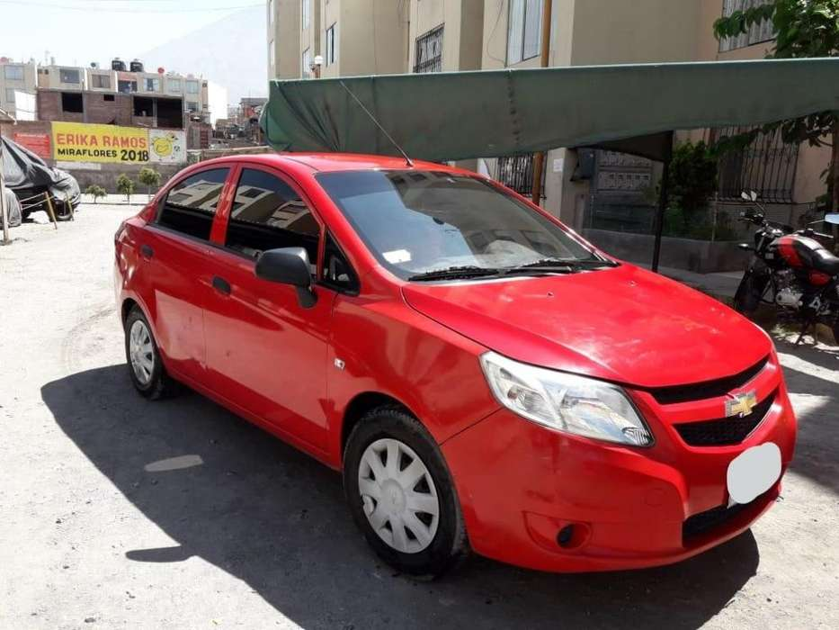 Chevrolet Sail 2013 - 134000 km