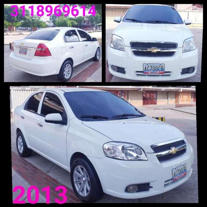 Chevrolet Aveo Emotion 2013 - 75000 km