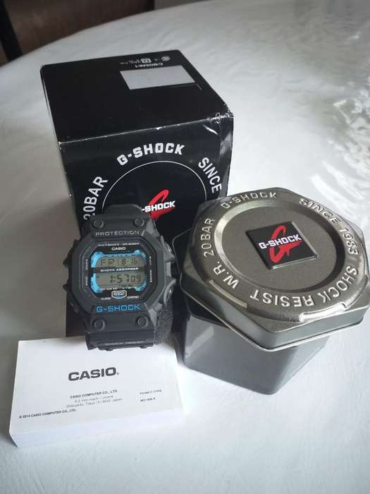 Reloj Casio G-shock Gx 56 Original
