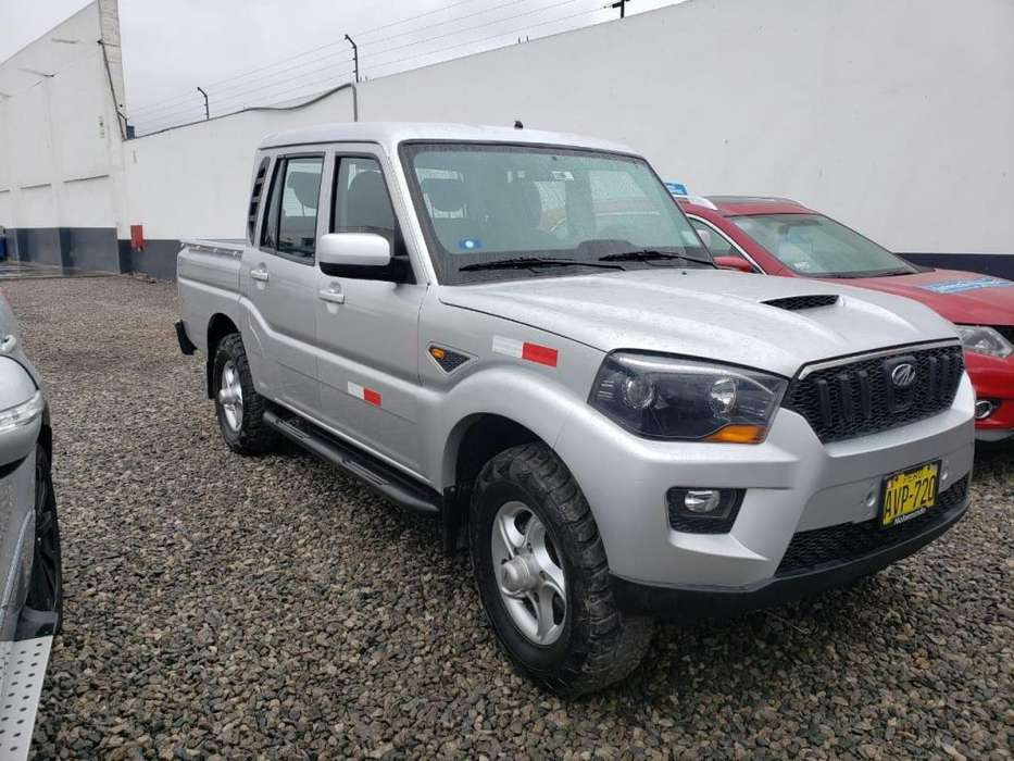 Mahindra Pick Up 2018 - 19000 km