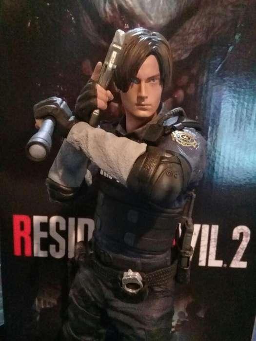 Figura Leon S. Kennedy Resident Evil 2
