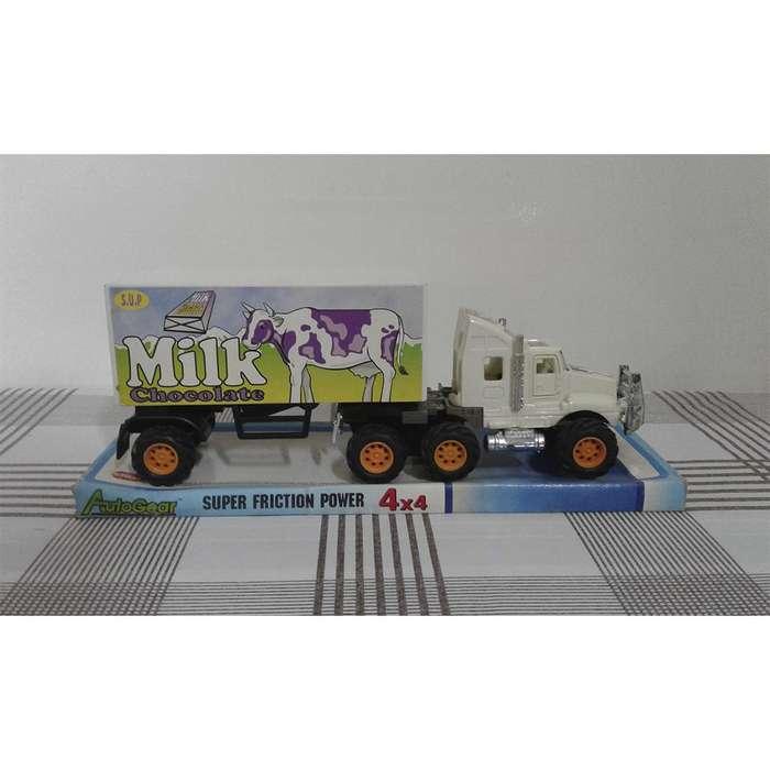 Camión de milk