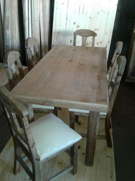 sillas de madera varios modelos 910 pesos nuevas garantia