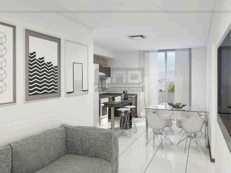 Balcarce y San Juan - Amplio Dpto de 1 Dormitorio Externo. Posibilidad cochera. Vende Uno Propiedades