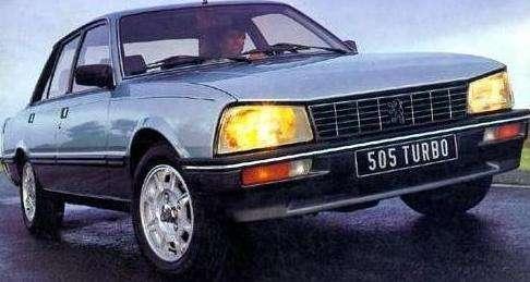 Peugeot 505 79 a 97. Manual de Taller y Esquema Eléctrico Completo