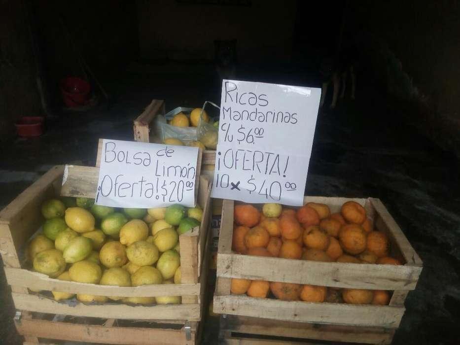 Limones Y Mandarinas